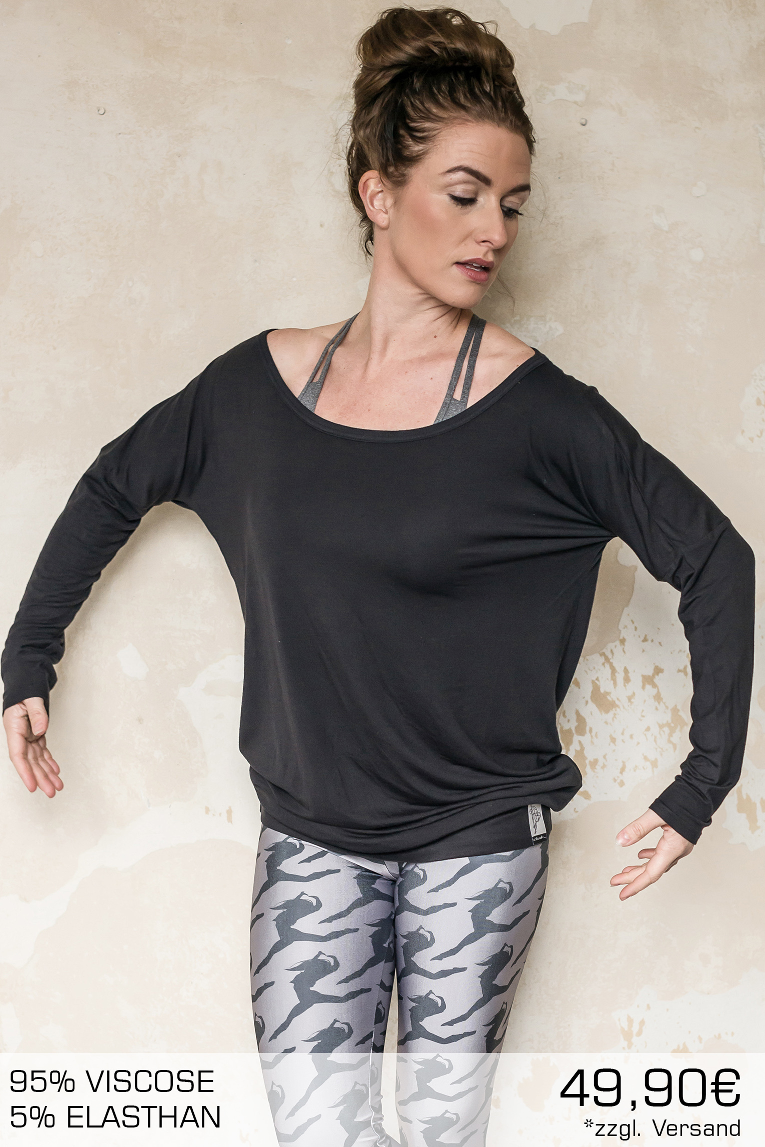 Closh Tanzshirt Isadora